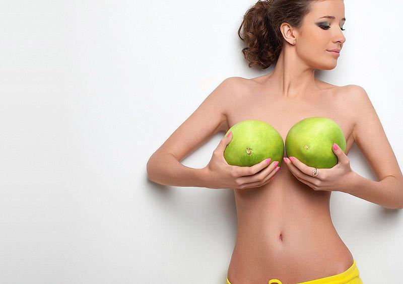 Операции по увелечение груди