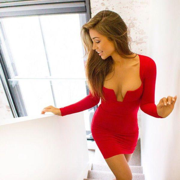 облегающая одежда секси фото-рн3