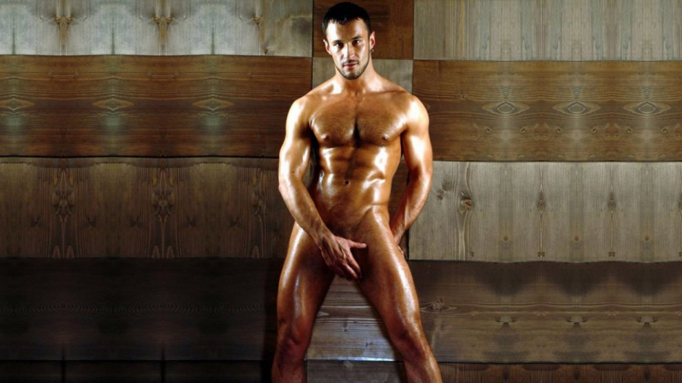 Самые красивые голые мужики фото
