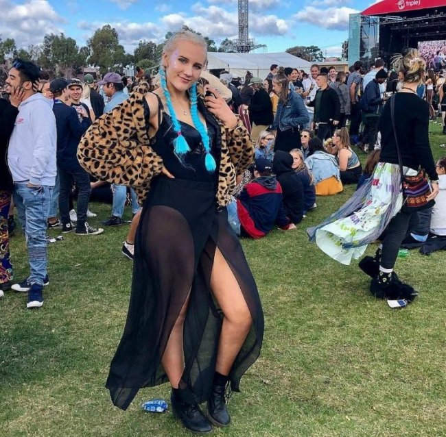 Groovin The Moo festival в Австралии